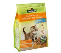 Dehner Knusper Mix Kitten, Trockenfutter, 400g