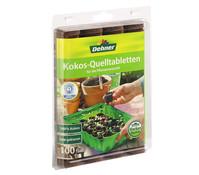 Dehner Kokos-Quelltabletten, 38 mm