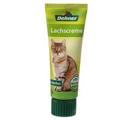 Dehner Lachscreme, Katzensnack, 75g