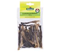 Dehner Lachshautröllchen, Kausnacks, 100 g