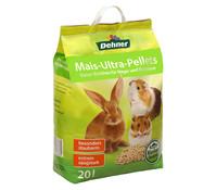 Dehner Mais-Ultra-Pellets, Einstreu, 20 l