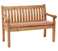 Dehner Markenqualität Akazienbank St. Ives, 4-Sitzer, 180 x 67 x 89 cm