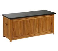 Dehner Markenqualität Aufbewahrungsbox Tonga mit Schiebetür, 157 x 61 x 73 cm