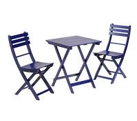 Dehner Markenqualität Balkon-Set Provence, blau
