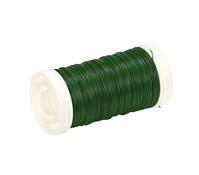 Dehner Markenqualität Bindedraht 0,35 mm, grün, 100 g