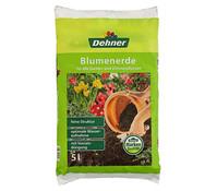 Dehner Markenqualität Blumenerde, 5 Liter
