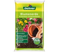 Dehner Markenqualität Blumenerde