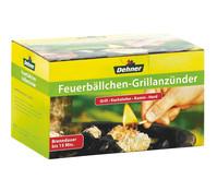 Dehner Markenqualität Feuerbällchen-Grillanzünder, 500 g