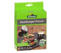 Dehner Markenqualität Hamburgerpresse