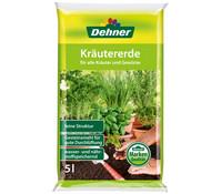 Dehner Markenqualität Kräutererde, 5 l