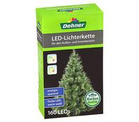 Dehner Markenqualität LED-Lichterkette für Bäume