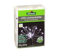 Dehner Markenqualität LED-Lichterkette