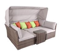 Dehner Markenqualität Lounge Newport