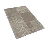 Dehner Markenqualität Outdoor-Teppich braun, 140 x 200 cm