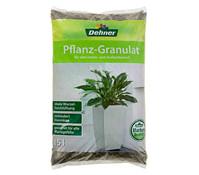 Dehner Markenqualität Pflanz-Granulat, 15 Liter