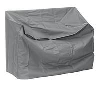 Dehner Markenqualität Schutzhülle Deluxe für Bänke, 130 x 75 x 80 cm
