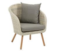Dehner Markenqualität Sessel Antigua, beige
