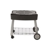 Dehner Markenqualität Stand für Gasgrill Skye 300, silber/grau