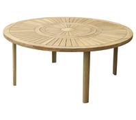 Dehner Markenqualität Tisch Edmonton rund, 160 cm