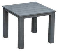 Dehner Markenqualität Tisch Helsinki, 90 x 90 x 76 cm