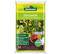 Dehner Markenqualität Zitruserde, 5 l