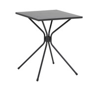 Dehner Metall-Tisch Jimmy, anthrazit
