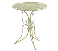 Dehner Metall-Tisch Provence, Ø 60 cm