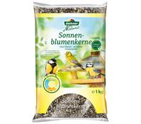 Dehner Natura Sonnenblumenkerne, Wildvogelfutter