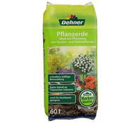 Dehner Pflanzerde, 60 l