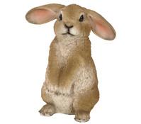 Dehner Polyresin-Hase, stehend