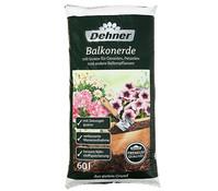 Dehner Premium Balkonerde 60 l