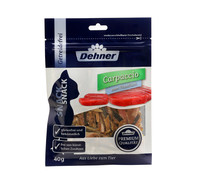 Dehner Premium Carpaccio, Katzensnack, 40g