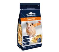 Dehner Premium Hamsterfutter, 750 g