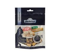 Dehner Premium Hühnchen&Fisch, Katzensnack, 70g