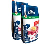 Dehner Premium Mini Adult, Rind, Trockenfutter