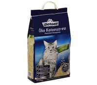 Dehner Premium Öko-Katzenstreu, 10 l