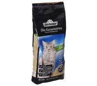 Dehner Premium Öko-Katzenstreu, 30 L