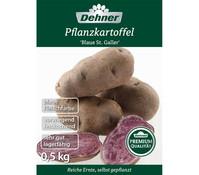 Dehner Premium Pflanzkartoffel 'Blauer St. Galler'
