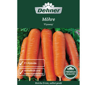 Dehner Premium Samen Möhre 'Flyway'