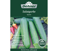 Dehner Premium Samen Salatgurke 'Sprint'