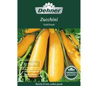 Dehner Premium Samen Zucchini 'Gold Rush'