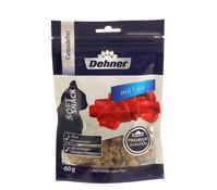 Dehner Premium SoftSnack mit Ente, Katzensnack, 60g