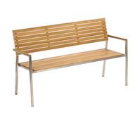 Dehner Premium Teakbank Antibes 3-Sitzer