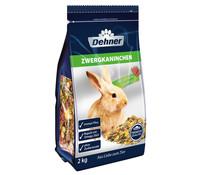 Dehner Premium Zwergkaninchenfutter