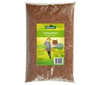 Dehner Qualitätsfutter Leinsamen für Vögel und Nager, 1 kg