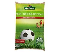 Dehner Rasensaat Spiel- und Sportrasen