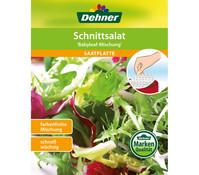 Dehner Saatplatte Schnittsalat 'Babyleaf-Mischung'