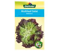 Dehner Samen Multileaf-Salat Multired