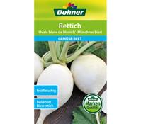 Dehner Samen Rettich 'Ovale blanc de Munich'