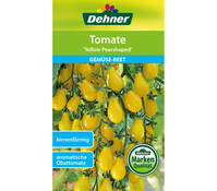 Dehner Samen Tomate 'Yellow Pearshaped'